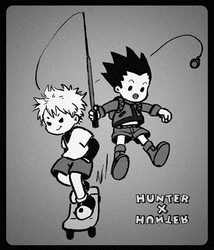 Toon HxH by b-snippet