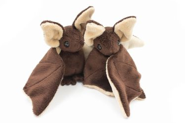 Two Brown Bats by BeeZee-Art