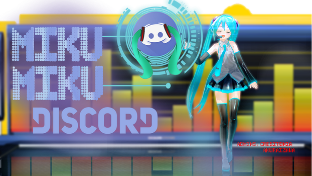 MMD DISCORD (JOIN! WELCOME ALL!!) by Cresitonia