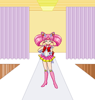 Sailor Chibi Moon - Redesign by PokemonOmegaandAlpha