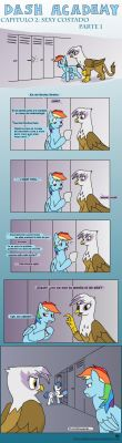 Dash Academy - Hot Flank part. 1 by palafox129