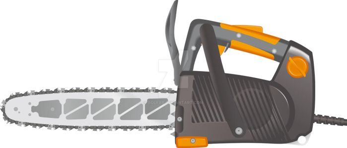 Pellenc C15 Chainsaw 1 by BolFAB