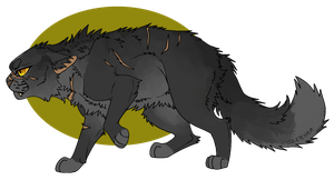 11. Yellowfang by th1stlew1ng