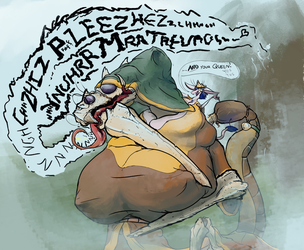 Boobsnake Matriarch's Cooling Mist by xXsnake-spiderXx