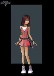 kairi  -  commission by nightwing1975