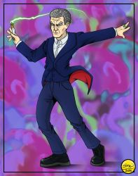 The Twelfth Doctor - Peter Capaldi by TheStiv