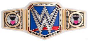 Natalya SD Women's Champion sideplates by Nibble-T