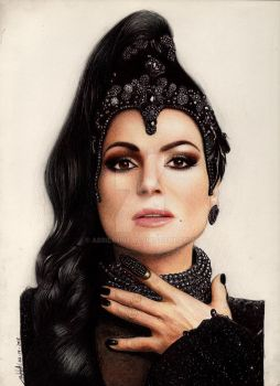 Long Live The EvilQueen by AbrilImpit