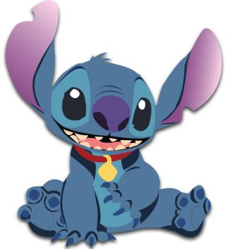 Stitch - Vector by moonlitdreamsx