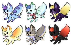 Fox Adopts (CLOSED) by WolfoxAdopts