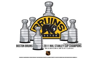 Boston Bruins 2011 Stanley Cup by IshaanMishra