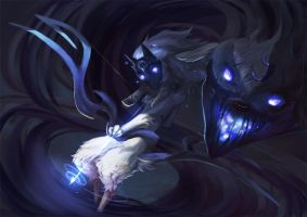 Kindred by crylica-kress