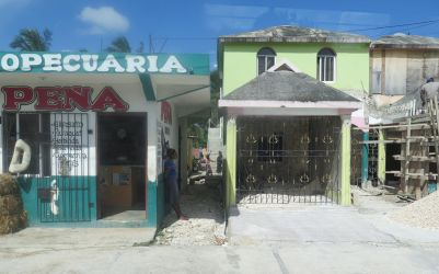 Caribbean Store Front by PktPictures