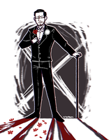 Who Killed Markiplier? - Demian by Kayroos