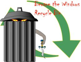 Beware the Windows recycle bin by ArchDragon