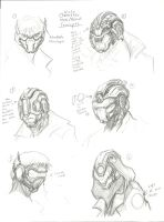 Halo Fan Art - the Overseer Concepts by Partin-Arts