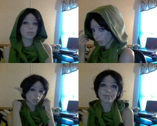 Merrill WIP by DalishTook