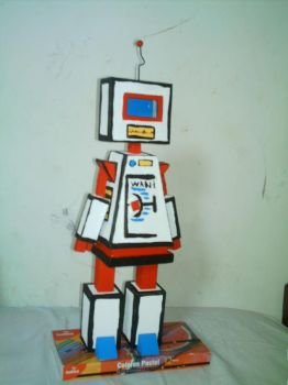 Robot stock I by honeyandhorny-stocks