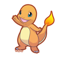 Charmander by Alolan-Vulpixy
