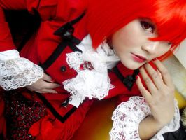 madam red decide to by ChiaNoona