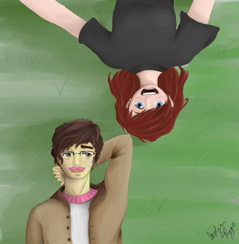 Spring Days | Request by TheBookishWitch