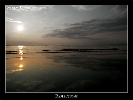Reflections -I- by waterwave