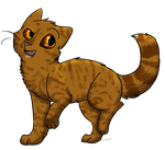 Shrewpaw :AT: by Spiritpie