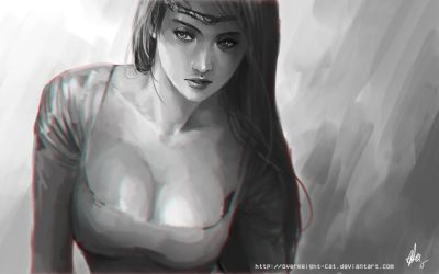 Guinevere by Overweight-Cat