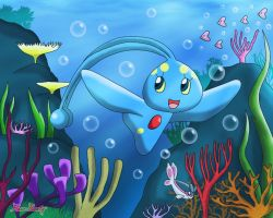 Rainbow Reef by Rose-Beuty