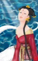 White Snake by PhoenixiaRed