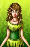 Element Earth - Kaia by Alise-Art