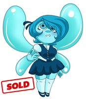 [CLOSED] Aquamarine Gem Adopt Auction by KaiNoKimi