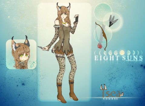 Eights Suns - Tsea by CakeSelfish
