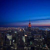 on top of NY by UrbanDawn