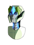 Request#.4 headshot by Madnessgrowl
