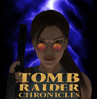 Tomb Raider Chronicles - Box Art by JasonCroft