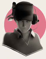 Female Scout by Breadblack