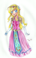 Zelda... by Coco-of-the-Forest