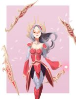 Irelia by russell-o