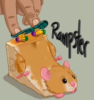 Rampster by Kinla