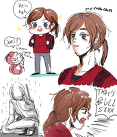 Last of Us Ellie Dumps by memmemn