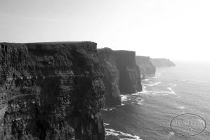 Cliffs of Moore in Ireland by LoudDrums