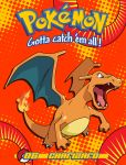 Charizard 006 by maffo1989