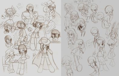 V-Evey Design Sheets by kazooie64