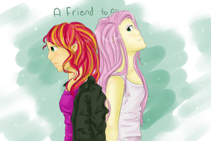 A Friend To All by Chiweee
