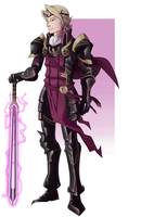Xander, Prince of Nohr by AndrewMartinD