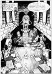 Eye of the Underworld page 1 by Reinder