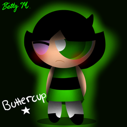 Buttercup. by Betty-M
