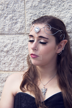 Enchanted Tiara III by CountessSadistic