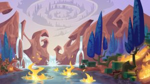Elemental Planet by Hominids